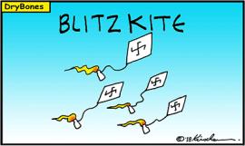 The Dry Bones Blog (blog@mrdrybones.com)Blitzkite