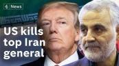 U.S. Kills Soleimani
